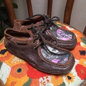 Ariat Casual Shoes Womens Rock Springs 6